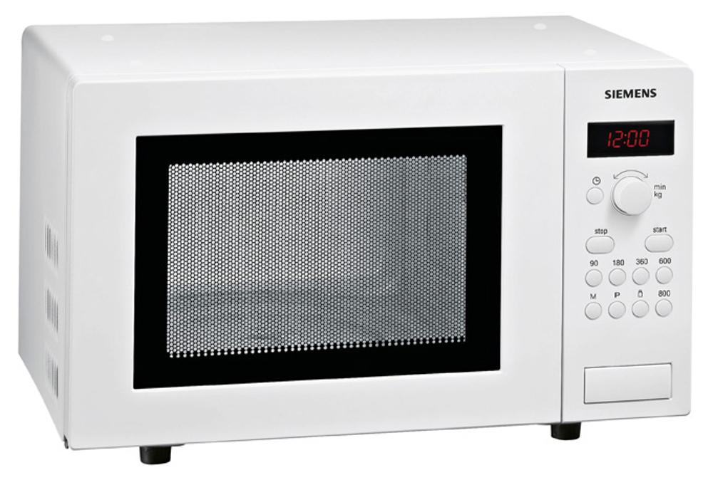siemens hf15m241 stand unterbau mikrowelle wei gewichtsautomatik auftauen top ebay. Black Bedroom Furniture Sets. Home Design Ideas