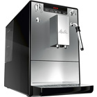 Espressomaskiner Melitta Solo Milk S�lv/Sort