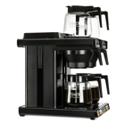 Kaffemaskine Moccamaster Moccafour 2 x 1,8L Black