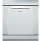 Indbygningsopvaskemaskine Whirlpool ADPU 100 WH