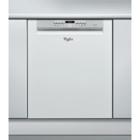 Indbygningsopvaskemaskiner Whirlpool ADPU 800 WH