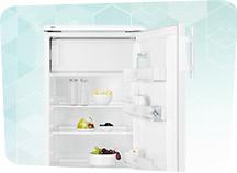 Køleskabe med fryseboks