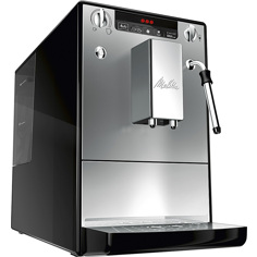 Melitta Solo Milk Sølv/Sort Espressomaskine