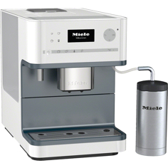 Miele CM 6310 hvid Espressomaskine