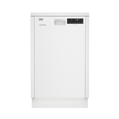 Beko DUS28020W Underbygningsopvaskemaskine
